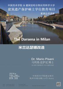 16 the Darsena in Milan